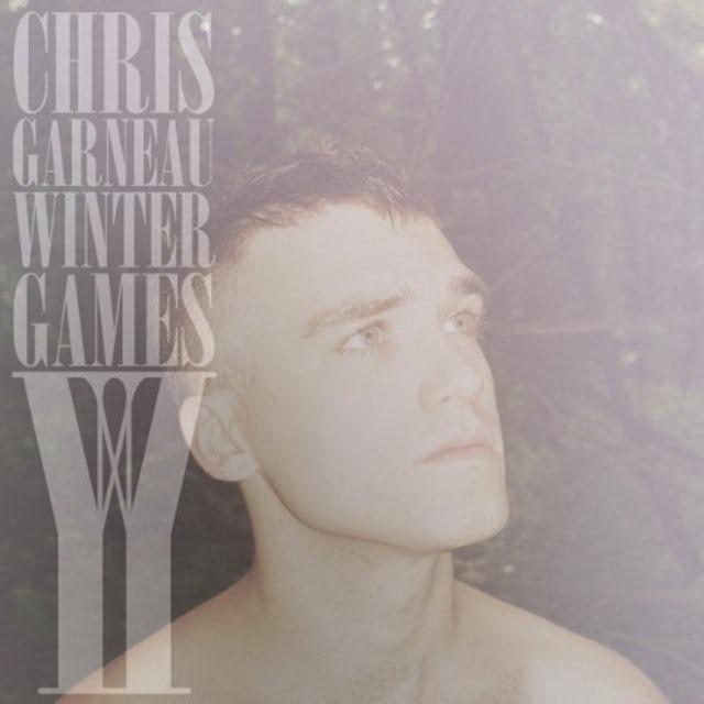 Chris Garneau WINTER GAMES Vinyl Record