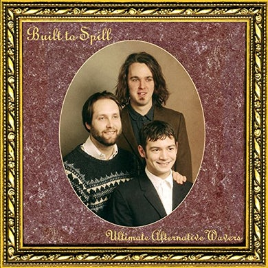 Built To Spill Merch Shirts Tour Merchandise And Albums