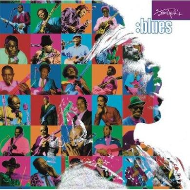 Jimi Hendrix BLUES CD