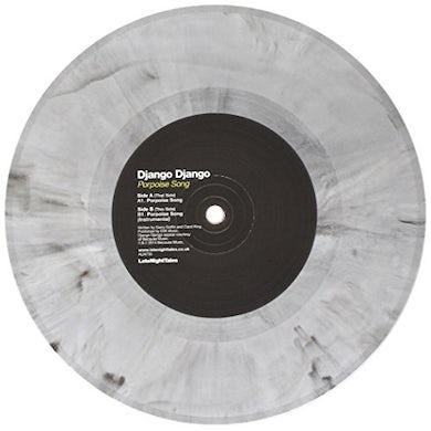 Django Django PORPOISE SONG Vinyl Record - Colored Vinyl
