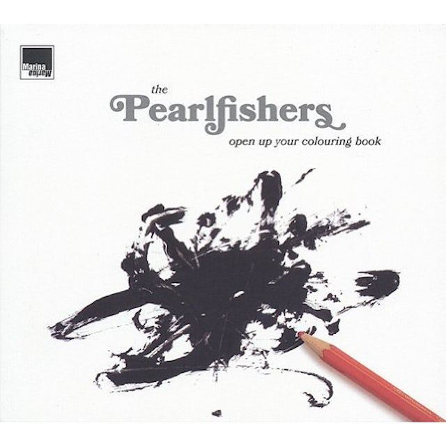 Pearlfishers OPEN UP YOUR COLOURING BOOK Vinyl Record