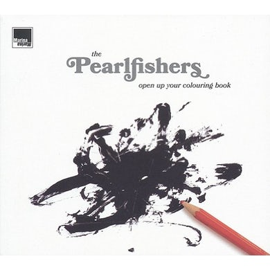 Pearlfishers OPEN UP YOUR COLOURING BOOK CD