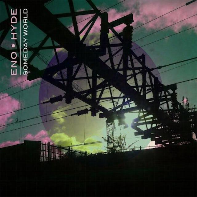 Eno & Hyde SOMEDAY WORLD Vinyl Record