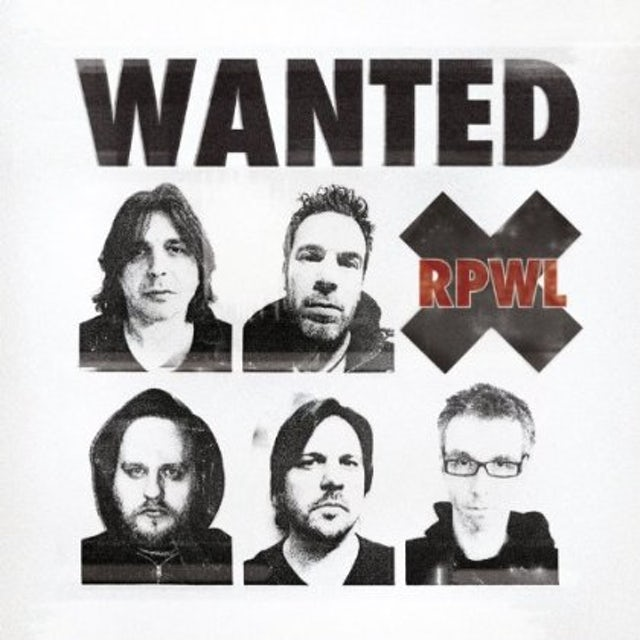 Rpwl WANTED CD