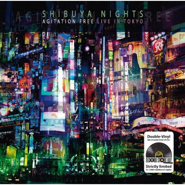 Agitation Free SHIBUYA NIGHT Vinyl Record