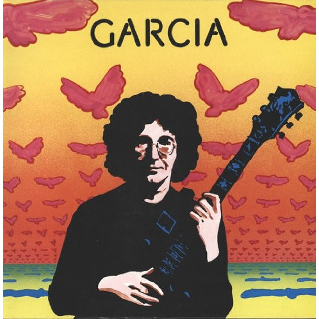 Jerry Garcia GARCIA Vinyl Record