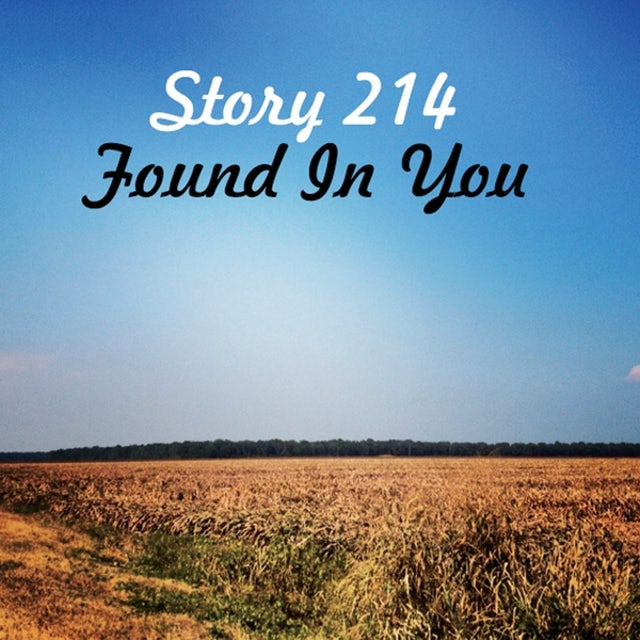 Story 214 FOUND IN YOU CD