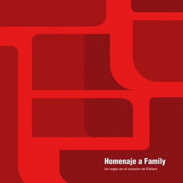 Homenaje A Family: Soplo En Corazon Elefant / Var Vinyl Record