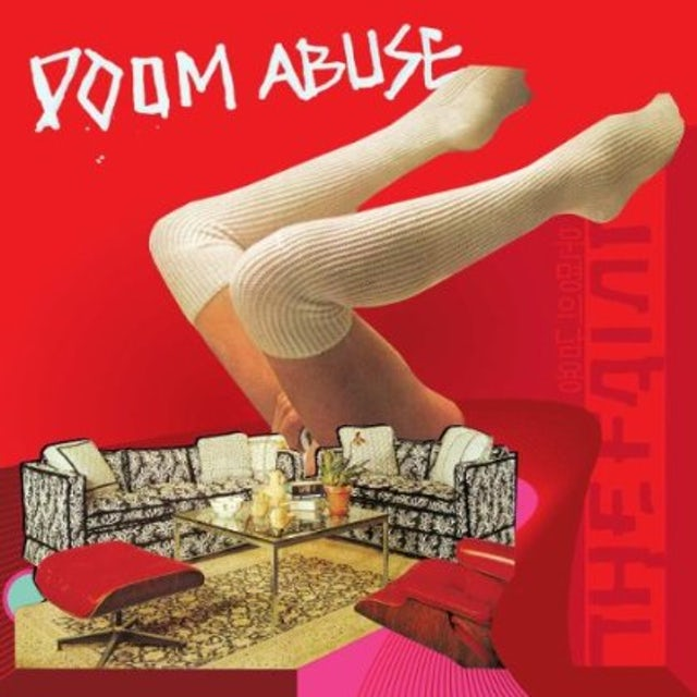 Faint DOOM ABUSE CD