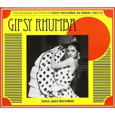 Soul Jazz Records Presents GIPSY RHUMBA CD