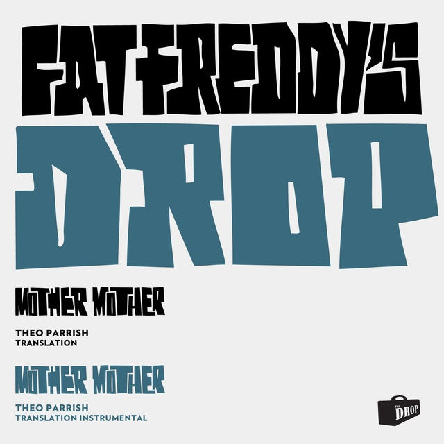 Fat Freddy's Drop MOTHER MOTHER (THEO PARRISH TRANSLATION) Vinyl Record