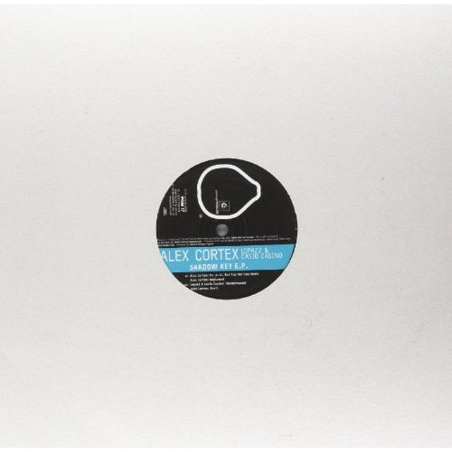 Shadow Key Ep / Various (Uk) SHADOW KEY EP / VARIOUS Vinyl Record - UK Release
