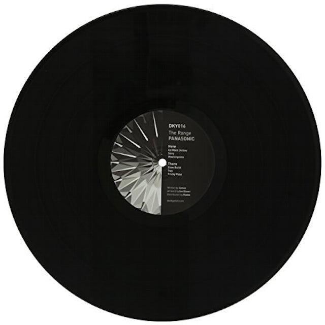 Range PANASONIC Vinyl Record - UK Release