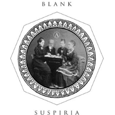 Blank SUSPIRIA Vinyl Record