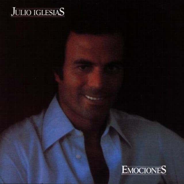Julio Iglesias EMOCIONES CD