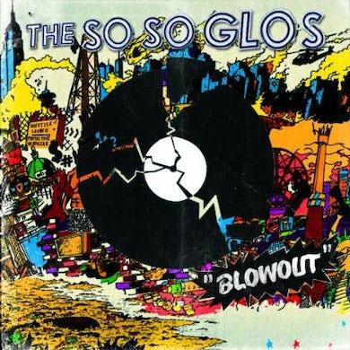 So So Glos BLOWOUT CD