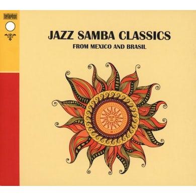 Cal Tjader JAZZ SAMBA CLASSICS FROM MEX CD