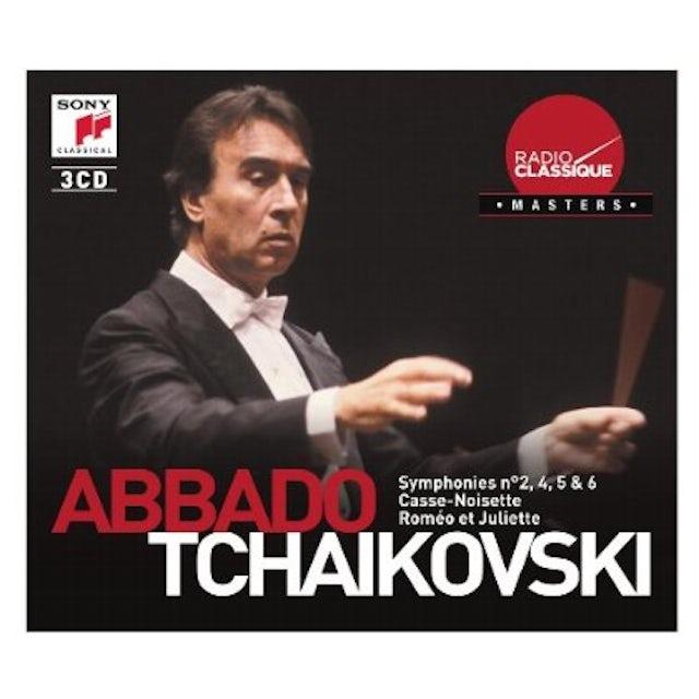 Claudio Abbado TCHAIKOVSKI-ABBADO CD