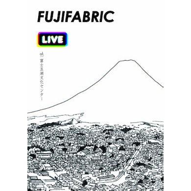 Fujifabric LIVE AT FUJI GOKO BUNKA CENTER DVD