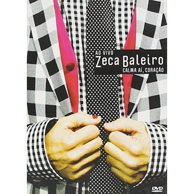 CALMA AI CORACAO DVD