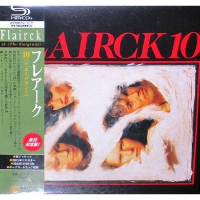 Flairck 10 THE EMIGRANT CD