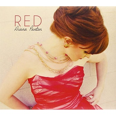 Diana Panton RED CD