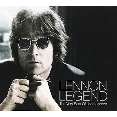 John Lennon LENNON LEGEND: VERY BEST OF CD