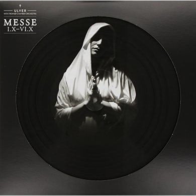Ulver MESSE I.X-VI-X (PICTURE DISC LP) Vinyl Record