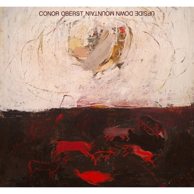 Conor Oberst UPSIDE DOWN MOUNTAIN Vinyl Record
