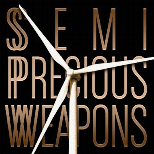 Semi Precious Weapons AVIATION CD