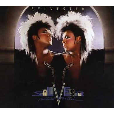 Sylvester MUTUAL ATTRACTION CD