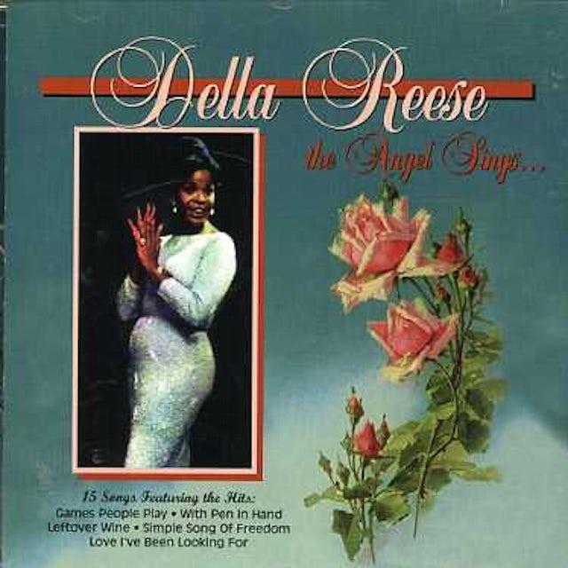 Della Reese ANGEL SINGS CD