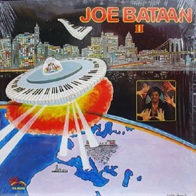 Joe Bataan II CD