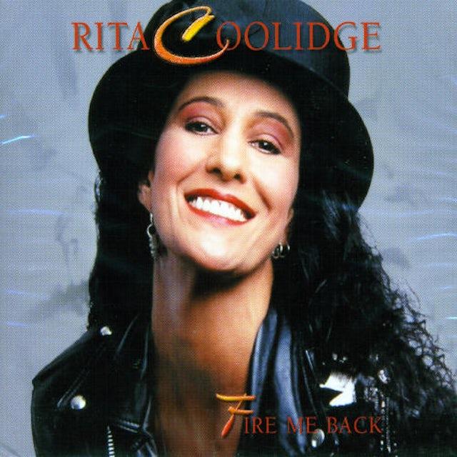 Rita Coolidge FIRE ME BACK CD