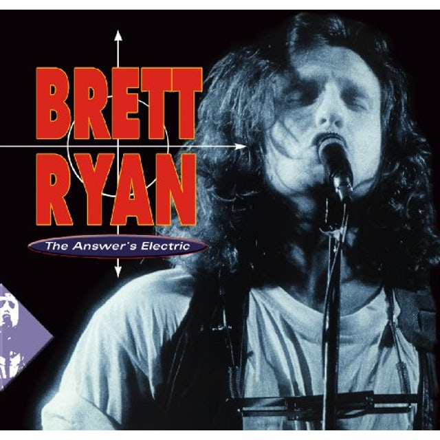 Brett Ryan ANSWER'S ELECTRIC CD