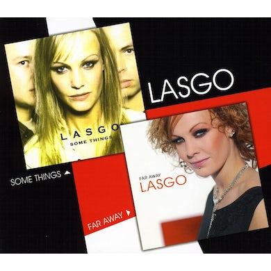 Lasgo SOME THINGS/FAR AWAY CD