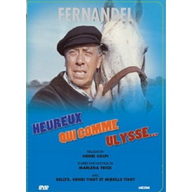 FERNANDEL/HEUREUX QUI COMME ULYSSE DVD