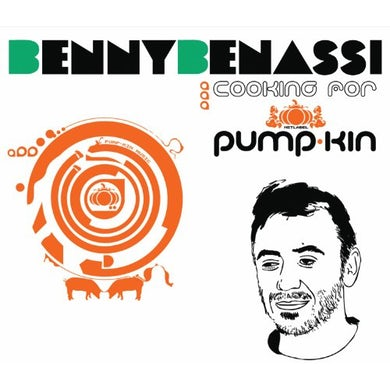 Benny Benassi COOKING FOR PUMPKIN & SPECIAL CD