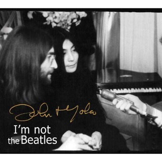 John Lennon & Yoko Ono SMITH TAPES: I'M NOT THE BEATLES: JOHN & YOKO INTE CD