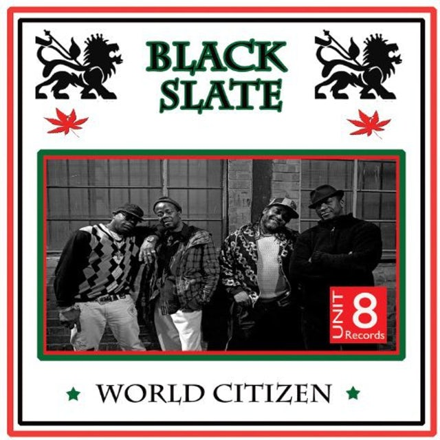 Black Slate WORLD CITIZEN Vinyl Record