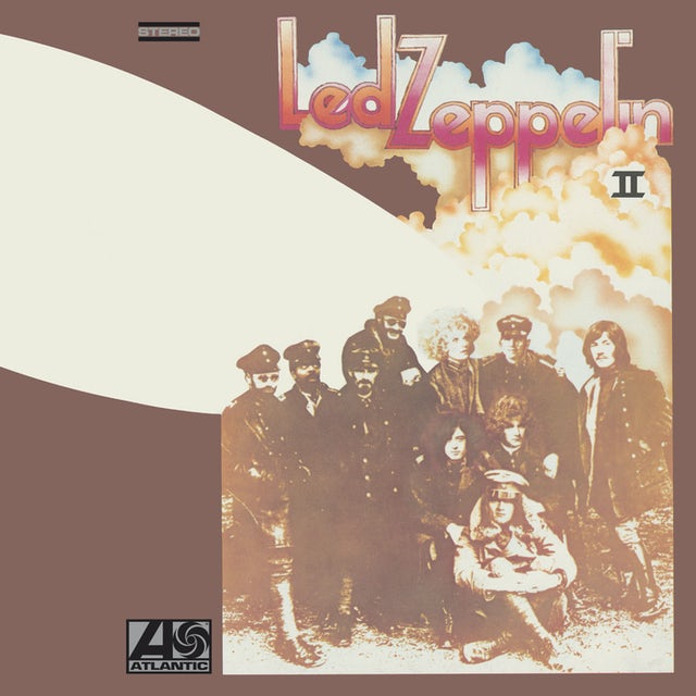 Led Zeppelin II Vinyl Record