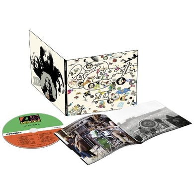 Led Zeppelin III CD