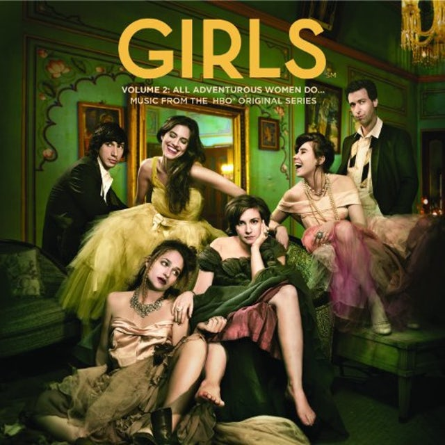 Girls / O.S.T. GIRLS 2 / O.S.T. Vinyl Record