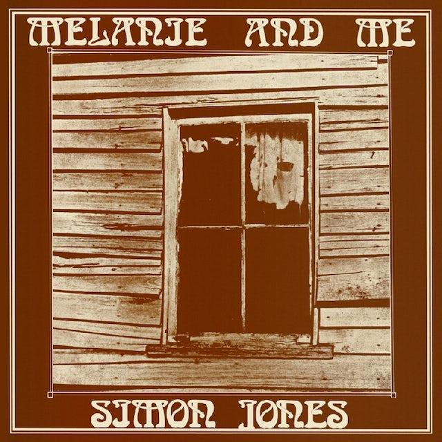 Simon Jones MELANIE & ME CD