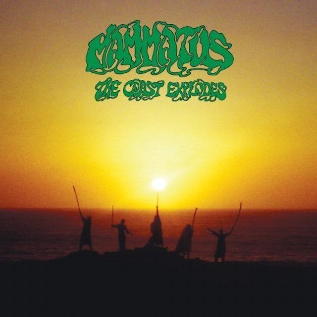 Mammatus COAST EXPLODES Vinyl Record