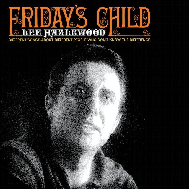 Lee Hazlewood FRIDAY'S CHILD Vinyl Record
