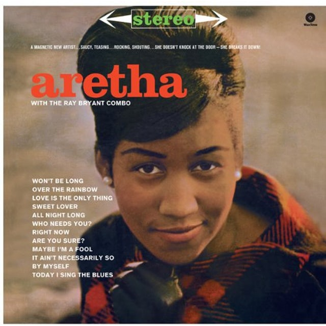 Aretha Franklin WITH THE RAY BRYANT COMBO Vinyl Record - Spain Release