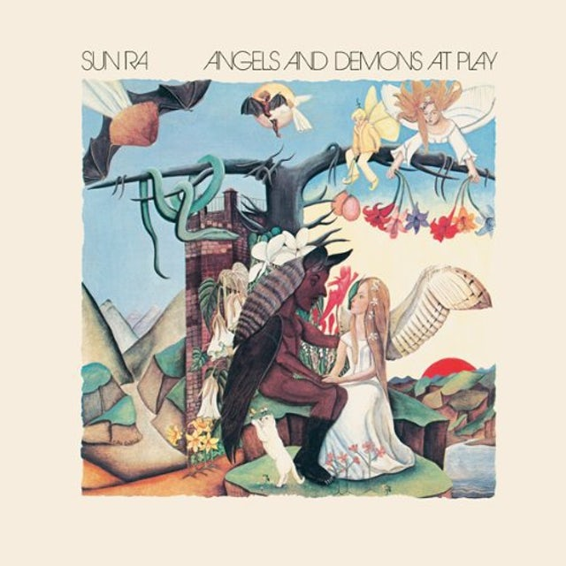 ANGELS & DEMONS AT PLAY Vinyl Record - Spain Release