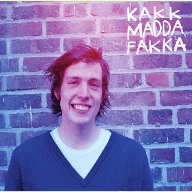 Kakkmaddafakka HEST CD