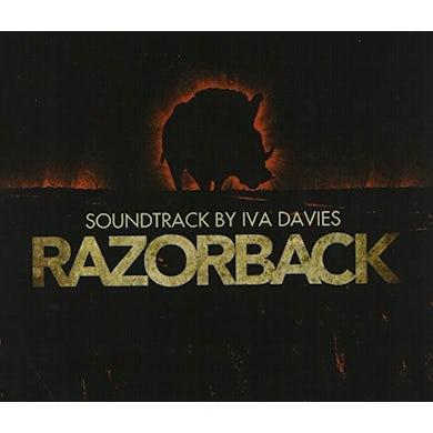 Icehouse RAZORBACK/BOXES-Original Soundtrack CD